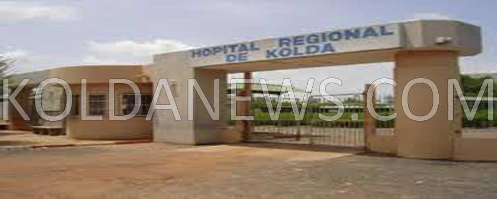 Hôpital Régional de Kolda