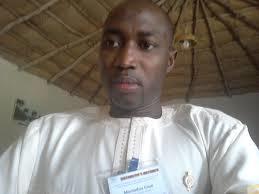 Mamadou hadj Cissé