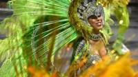Eeffet Zika : Les défilés du carnaval de Rio commencent entre samba et crème anti-moustique