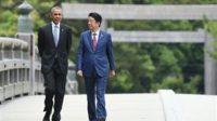 Barack Obama à Hiroshima Japon