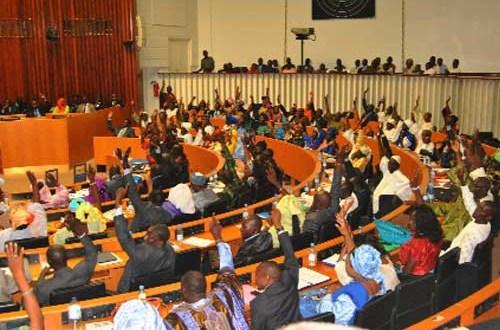 Senegal Les Deputes Ont Vote La Loi De Finances