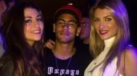 Neymar et Misse monde