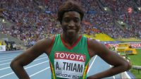 Amy Mbacké Thiam sur la situation de l'athlétisme sénégalais : « La solution est d'avoir une bonne politique à la Fédération sénégalaise d'athlétisme »-media-1