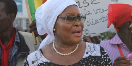 Une responsable APR de Podor prend cause pour Aïda Ndiongue : Mr le Président, je suis abasourdie!-media-1