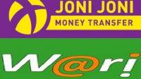 JONI-JONI-WARI transfert d'argent