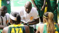 Moustapha Gaye coach des lionnes du basket