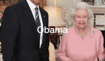 Des images de la Reine d'Angleterre avec plusieurs présidents des USA affolent la toile-media-2