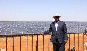 Centrale solaire photovoltaïque de Bokhol : Discours du Président Maky Sall à l'inauguration-media-3