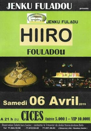 Hiiro Fouladou 2019
