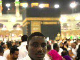 Les images inédites de Wally Seck à la Mecque